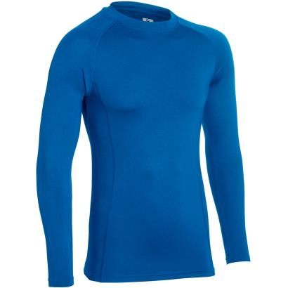 Unbranded Teamwear Baselayer Top Royal - Front