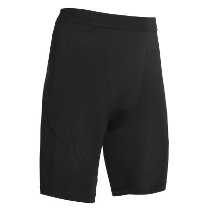 Unbranded Teamwear Baselayer Shorts Black - Front