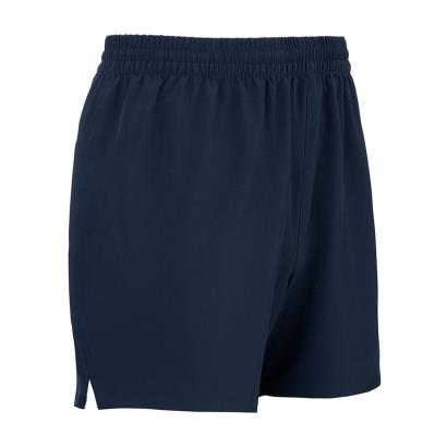 Unbranded Teamwear Pro Gym Shorts Navy Kids - Front