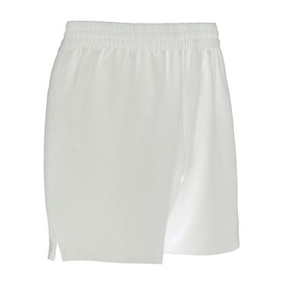 Unbranded Teamwear Pro Gym Shorts White - Front