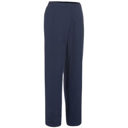Unbranded Teamwear Ladies Classic Stadium Pants Navy - Front