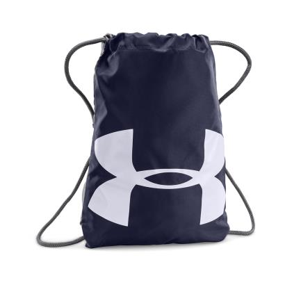 Under Armour Ozsee Gym Sack Midnight Navy - Front