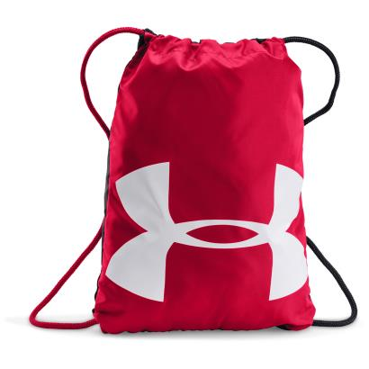 Under Armour Ozzie Sackpack Red - Front