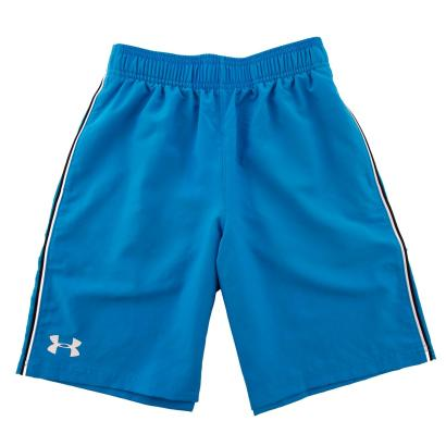 Under Armour Edge Shorts Pool Kids - Front