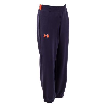 Under Armour Storm Cotton Pants Blue Knight Kids - Front 1