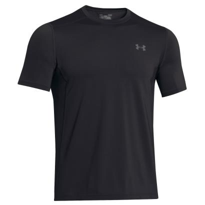 Under Armour Raid Tee Black - Front