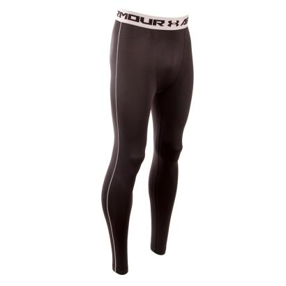 Under Armour Heatgear Armour Compression Leggings Black - Front 1