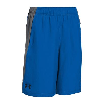 Under Armour Evade Woven Shorts Ultra Blue Kids - Front