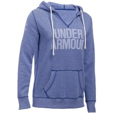 Under Armour Ladies Favourite Hoody Heron - Front