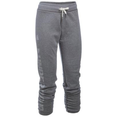 Under Armour Ladies Favourite Fleece Pants Carbon - Front