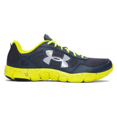 Under Armour Micro G Engage Trainers Stealth Grey - Front