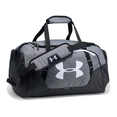 Under Armour Undeniable 3.0 Small Sportsbag Graphite - Front