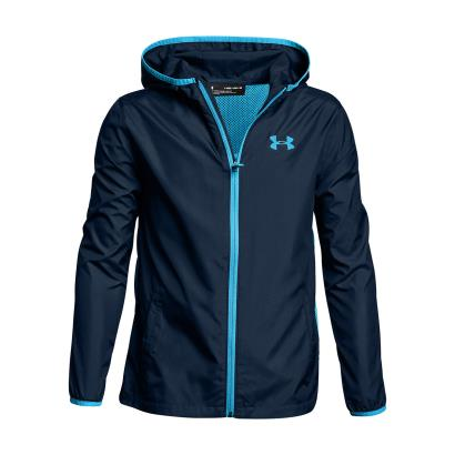 Under Armour Sack Pack Jacket Academy Kids - Front