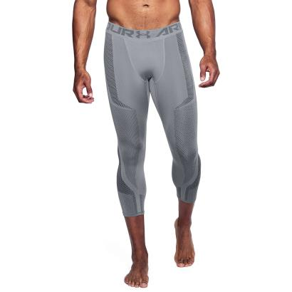 Under Armour Threadborne Seamless 3/4 Compression Leggings Grey - Model 1