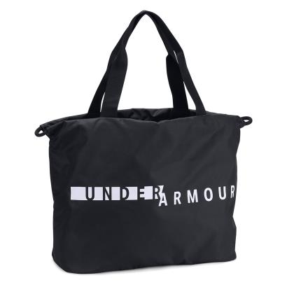 Under Armour Ladies Favourite Graphic Tote Black - Front 1