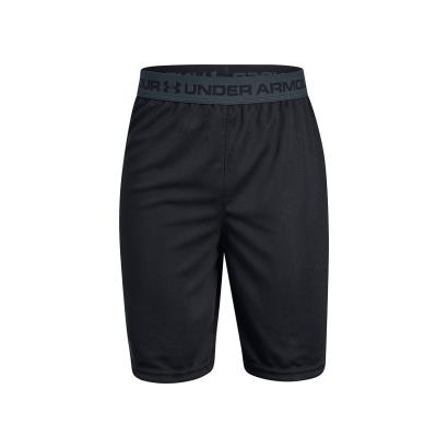 Under Armour Tech Prototype 2.0 Shorts Black Kids - Front