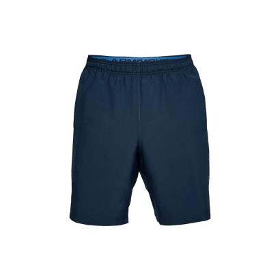 Under Armour Woven Graphic Shorts Academy - Front