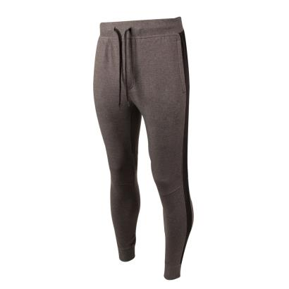 Under Armour Threadborne Terry Joggers Charcoal Medium Heather - Front 1