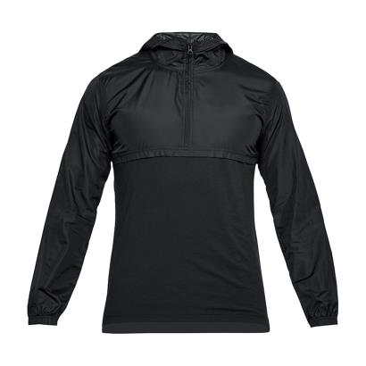 Under Armour Wind Anorak Black - Front