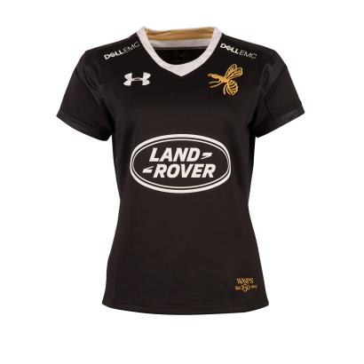 Wasps Ladies Supporters Rugby Shirt 2018 - Front
