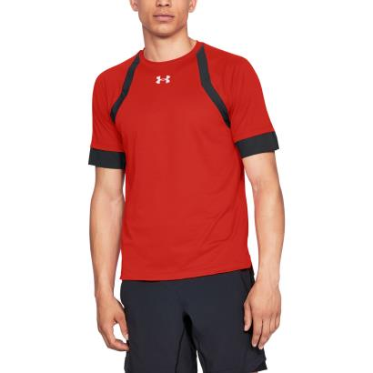 Under Armour Hexdelta Tee Radio Red - Model 1