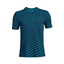 Under Armour Seamless Tee Deceit Kids - Front