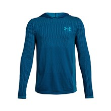 Under Armour Seamless Hoodie Deceit Kids - Front