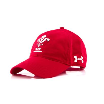 Wales Lifestyle Cap Red 2020 - Front