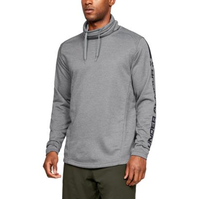 Under Armour MK1 Terry Funnel Neck Steel - Model 1