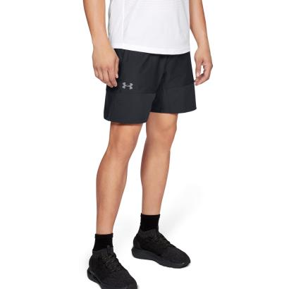 Under Armour Threadborne Vanish Shorts Black - Model 1