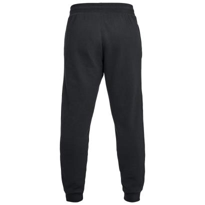 pre order select for newest new high quality Mens Black Under Armour Rival Fleece Joggers