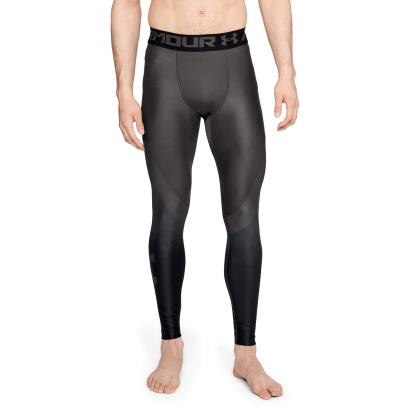 Under Armour Heatgear 2.0 Graphic Leggings Charcoal - Model 1
