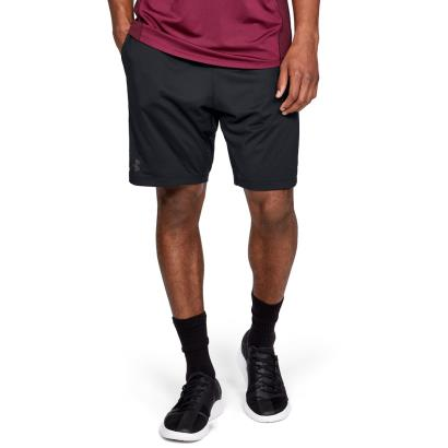 Under Armour MK1 Inset Graphic Shorts Black - Model 1