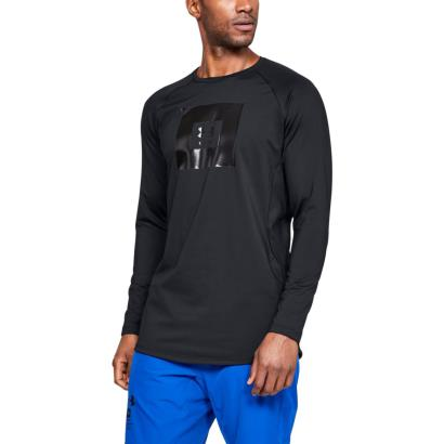 Under Armour Storm Cyclone Coldgear Crew Black - Model 1