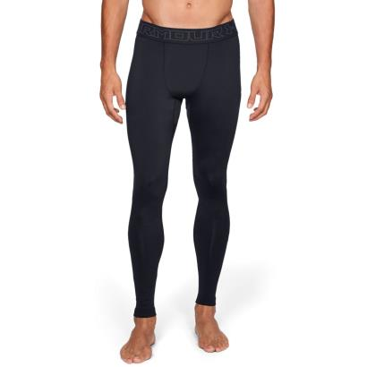 Under Armour Coldgear Graphic Leggings Black - Model 1