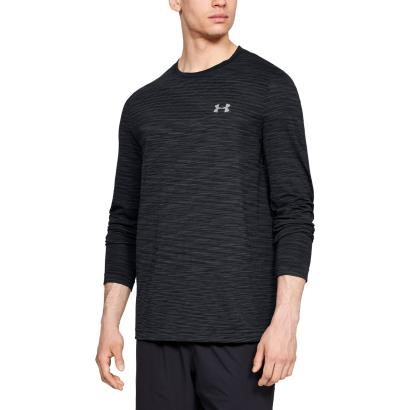 Under Armour Siphon L/S Tee Black - Model 1