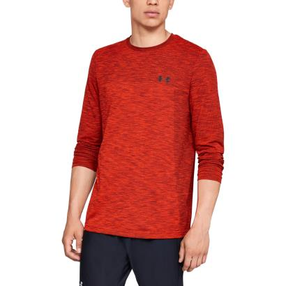 Under Armour Siphon L/S Tee Radio Red - Model 1