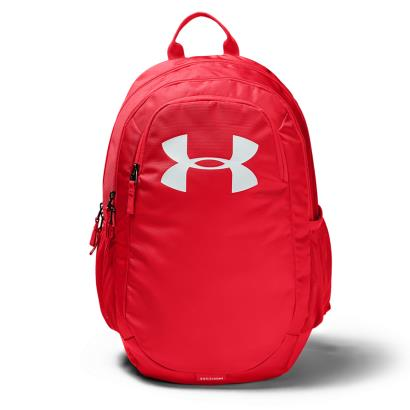 Under Armour Scrimmage 2.0 Backpack Red - Front