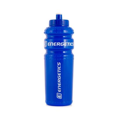 Energetics Water Bottle Blue - Front