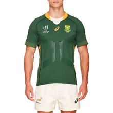 Rugby World Cup 2019 South Africa Gameday Home Rugby Shirt S/S -