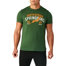 South Africa Graphic Tee Oak Green 2020 - Front