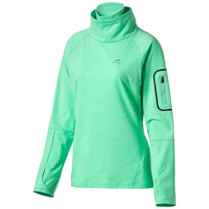 Pro Touch Womens Ruanna V Running Top Mint - Front