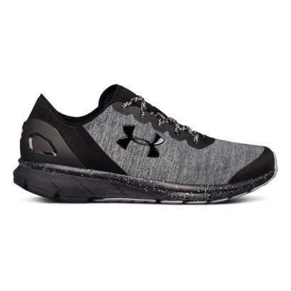 Under Armour Charged Escape Trainers Black - Front 1