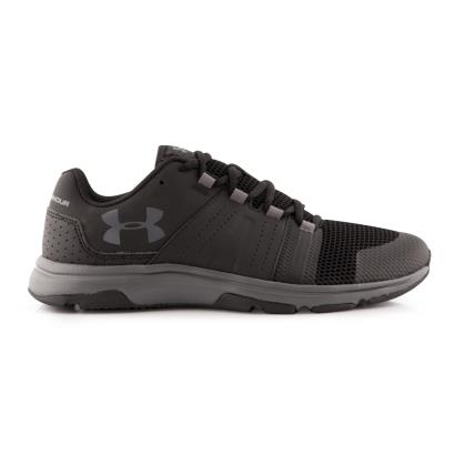 Under Armour Raid TR Trainers Black - Front 1