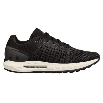 Under Armour Ladies HOVR Sonic NC Trainers Black - Side 1