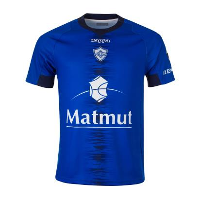 Castres Home Rugby Shirt S/S 2020 - Front