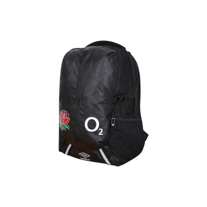 England Backpack Black 2021 front