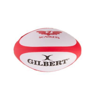 Gilbert Scarlets Stress Ball - Front