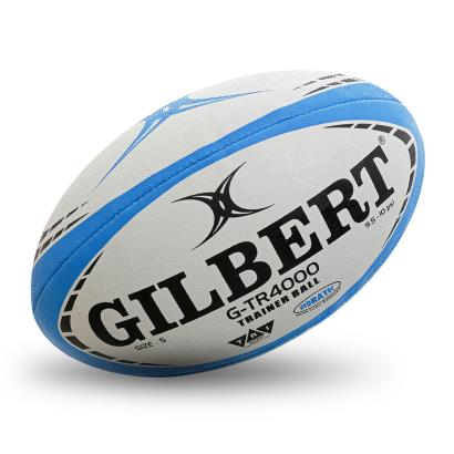 Gilbert G-TR 4000 Training Ball Blue - Front