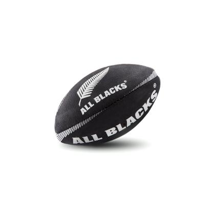 Gilbert All Blacks Supporters Mini Ball - Front